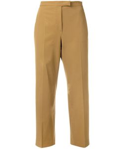 Prada | Cropped Tailored Trousers Size