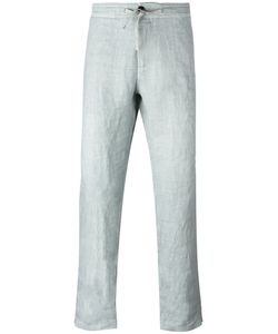 Stone Island | Drawstring Trousers 33/34 Linen/Flax