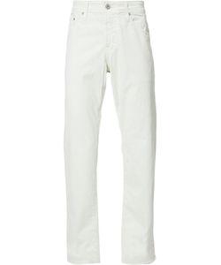 AG JEANS | Slim-Fit Jeans 38 Cotton/Spandex/Elastane