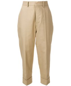 Sofie D'Hoore | Cropped Trousers Women 40