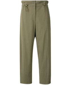 Stella Mccartney | Crinkled Trousers Size 42