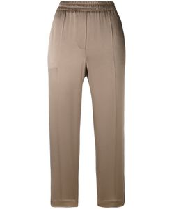 Brunello Cucinelli | Cropped Drawstring Trousers