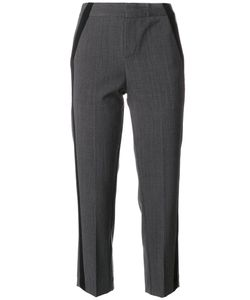 A.F.Vandevorst | Trousers With Side Trim Details Women Polyester/Spandex/Elastane/Virgin