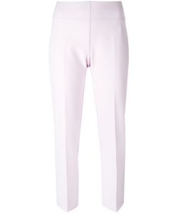 Blumarine | Pleat Detail Cropped Trousers Size 42
