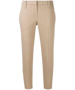 Brunello Cucinelli | Striped Trousers
