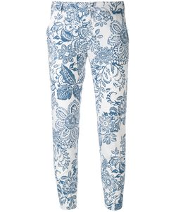 Fay | Printed Trousers 40