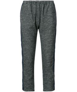 Engineered Garments | Elasticated Waist Cropped Trousers Size 3