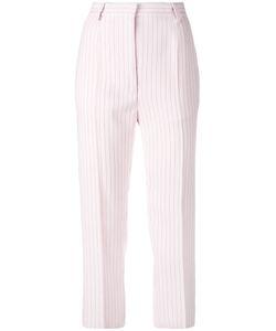 MM6 by Maison Margiela   Mm6 Maison Margiela Striped Tailored Pants