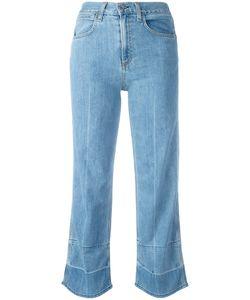 Rag & Bone/Jean | Rag Ivory Jean Lou Cropped Jeans