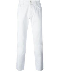 Jacob Cohёn | Jacob Cohen Tape Trousers 32 Cotton/Spandex/Elastane