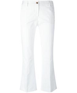 Alberto Biani | Flared Hem Trousers Size 42