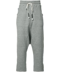 Mostly Heard Rarely Seen | Cropped Track Pants Medium