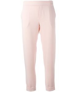 P.A.R.O.S.H. | Cropped Trousers Medium Polyester