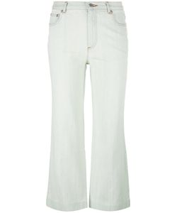 A.P.C.   Fla Cropped Jeans 27 Cotton