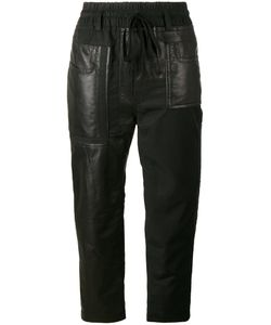Haider Ackermann | Cropped Panelled Trousers Size 36