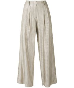 Forte Forte | Striped Palazzo Pants