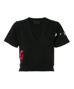 Andrea Bogosian | Embroidered T-Shirt Women G