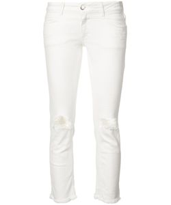 Closed | Ripped Cropped Jeans
