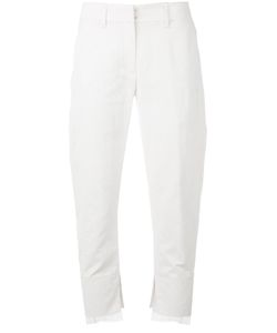 Ann Demeulemeester | Cropped Trousers 38