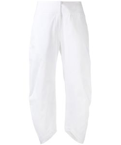 Io Ivana Omazic | Asymmetric Cropped Trousers