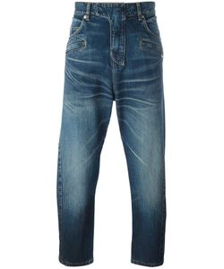 Balmain | Dropped Crotch Jeans 31 Cotton