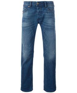 Diesel | Straight Leg Jeans 29/30 Cotton/Lyocell/Spandex/Elastane