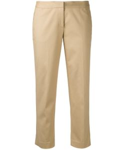Michael Michael Kors | Straight Cropped Trousers