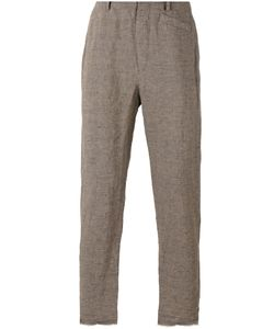 ZIGGY CHEN | Tapered Trousers 48