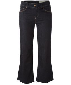 Diesel | Fla Cropped Jeans 27 Cotton/Polyester/Spandex/Elastane