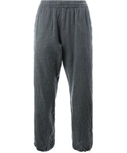 08SIRCUS | Crumpled Track Pants Men 4