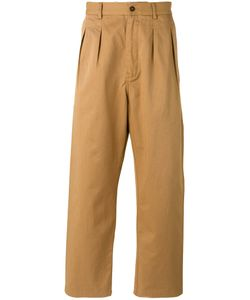 UNIVERSAL WORKS | Double Pleat Trousers Size 34