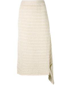 Stella Mccartney   Asymmetric Side Skirt