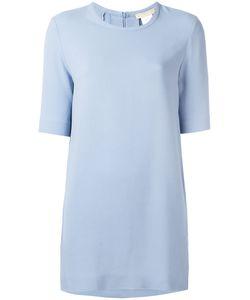 'S Max Mara | Mini Shift Dress 36 Spandex/Elastane/Acetate/Viscose