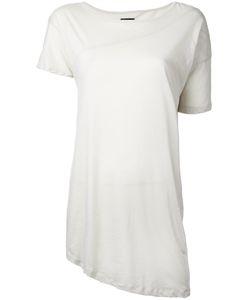 THOM KROM | Asymmetric T-Shirt Size Large