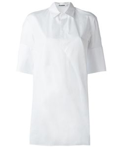 Jil Sander | Shortsleeved Shirt Tunic 36 Cotton