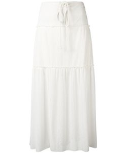 See By Chloe | See By Chloé Lightweight Long Skirt Size
