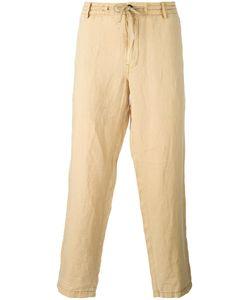 ARMANI JEANS | Drawstring Trousers 46
