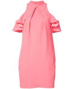 Trina Turk | Платье Со Спущенными Плечами С Рюшами