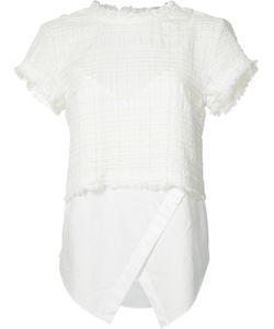Derek Lam 10 Crosby | Layered T-Shirt Size 2