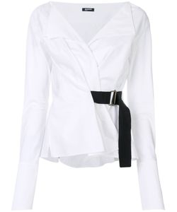 Jil Sander Navy | Belted Blouse Women