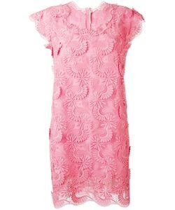 Ermanno Scervino   Embroidered Dress Size 42