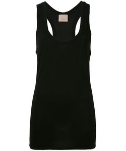 Laneus | Long Sleeveless Tank Top