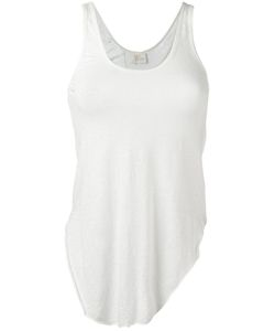 Lost & Found Ria Dunn | Curved Hem Tank Size Large