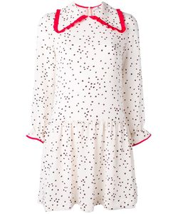 Paul Smith Black Label | Polka Dot Dress 38 Cupro