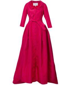 Carolina Herrera | Вечернее Платье С V-Образным Вырезом