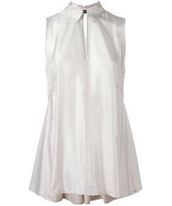 Twin-set | Sleeveless Shirt Size Xxs