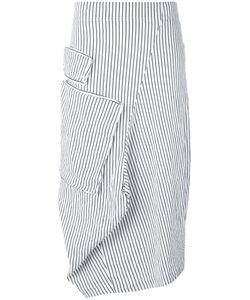 Rundholz Black Label   Asymmetrical Skirt