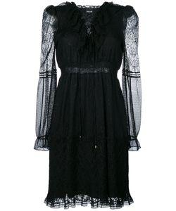 Just Cavalli | Многослойное Сетчатое Платье