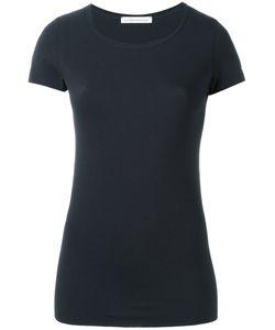 Stefano Mortari   Short Sleeve Fitted T-Shirt 44 Cotton/Spandex/Elastane