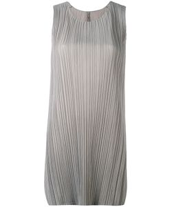 PLEATS PLEASE BY ISSEY MIYAKE | Pleated Shirt Dress
